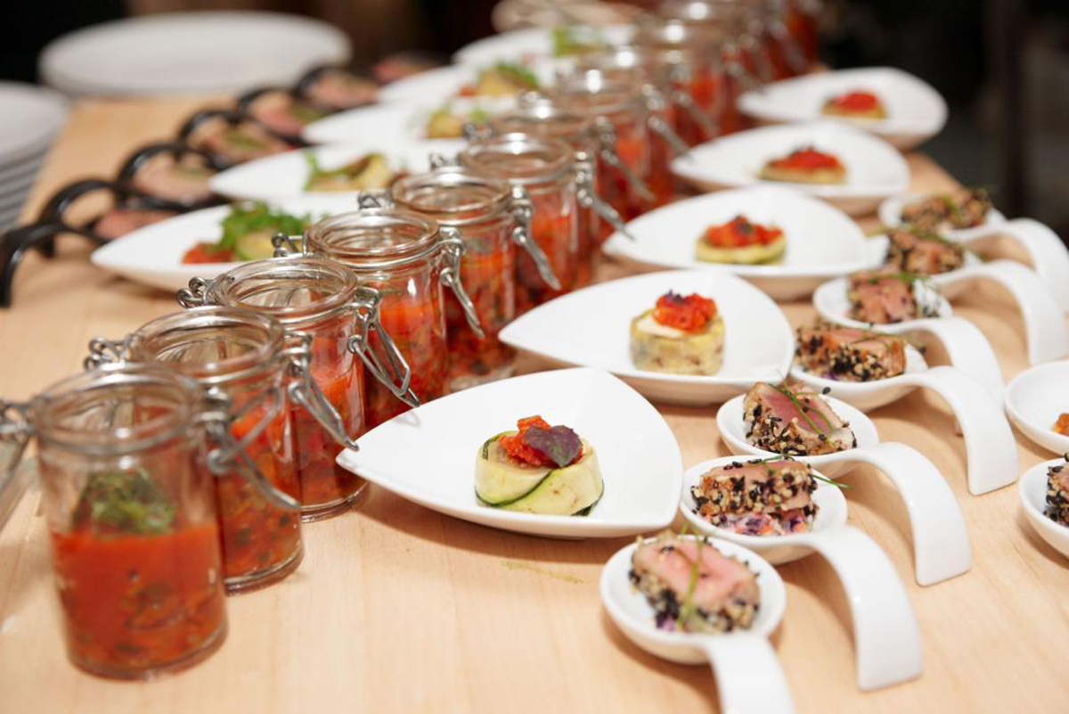 блюда шведского стола рецепты с фото